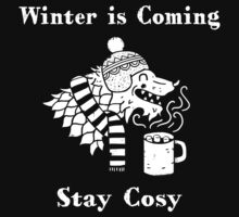Winter is Coming by caravantshirts
