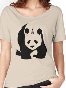 I Am PandiCorn Women's Relaxed Fit T-Shirt