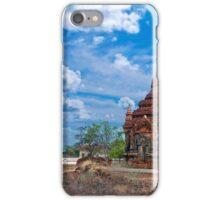 Bagan Pagodas3, Burma. iPhone Case/Skin
