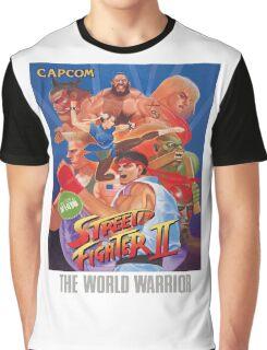 Frank Ocean - Street Fighter Graphic T-Shirt