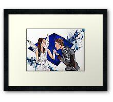 Romeo + Juliet Framed Print