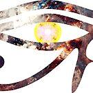 Eye of RA - Life Seed || Egyptian Stickers by SirDouglasFresh