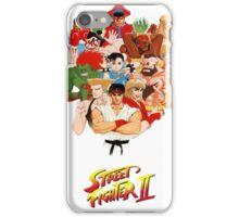 Street Fighter II iPhone Case/Skin