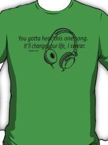 Garden State Music T-Shirt T-Shirt