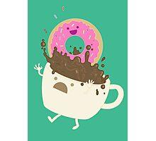 Dunkin Donut Photographic Print