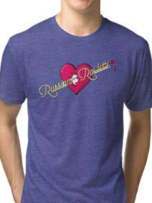 Red Velvet 'Russian Roulette' #3 Tri-blend T-Shirt
