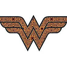 Pattern Wonder Woman by TrinketFox