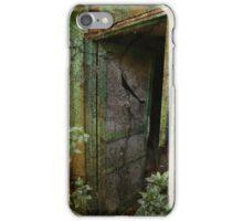 Screen Door iPhone Case/Skin