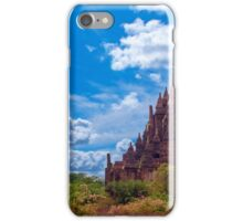 Bagan Pagoda2, Burma iPhone Case/Skin