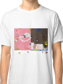 Abstract talk 010 Classic T-Shirt