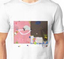Abstract talk 010 Unisex T-Shirt