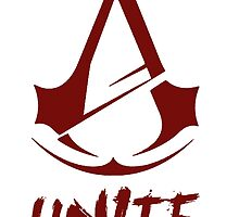 Assassin's Creed Unity - Red  by Diana G