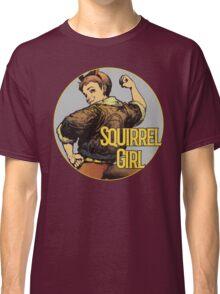 Squirrel Girl Classic T-Shirt