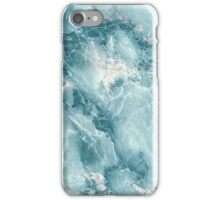 MARBLE - BLUE [iPhone case] iPhone Case/Skin