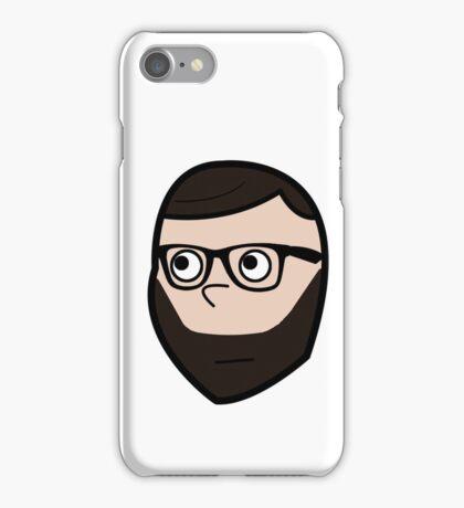 I Wonder Guy iPhone Case/Skin