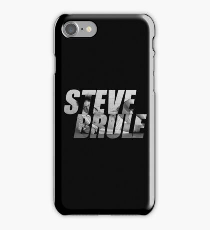 steve brule iPhone Case/Skin
