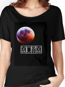 Man On The Moon Women's Relaxed Fit T-Shirt