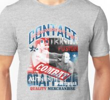 contact fighting Unisex T-Shirt
