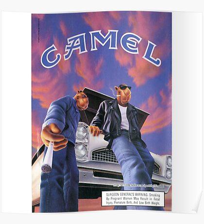 Joe Camel  Poster