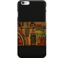 The Electric Generator Set iPhone Case/Skin