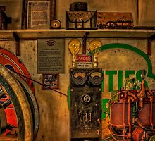 The Electric Generator Set by thomr