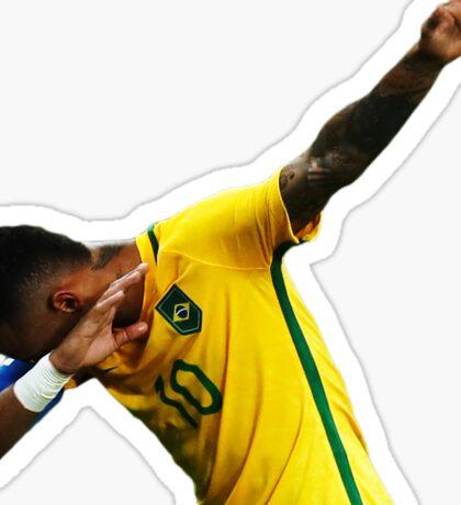 neymar dab Sticker