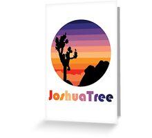 Joshua Tree T-Shirt Greeting Card