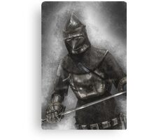 Sword Canvas Print