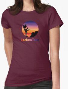 Joshua Tree T-Shirt Womens Fitted T-Shirt