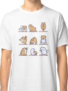 Pomeranian Yoga Classic T-Shirt