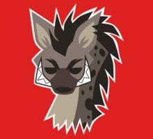 Cartoon Hyena  One Piece - Short Sleeve
