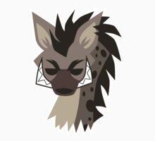 Cartoon Hyena  One Piece - Long Sleeve