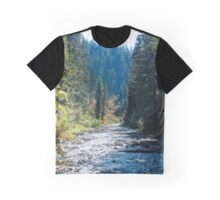 Scenic River  Graphic T-Shirt