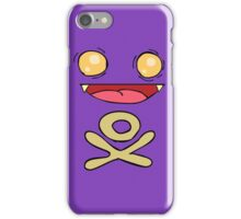 ZOMBIES GO -FACE iPhone Case/Skin