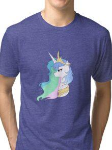 My Little Pony: Princess Celestia Tri-blend T-Shirt