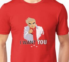 I Want You -- To Catch Them All! Unisex T-Shirt