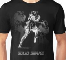 Snake metal gear solid Unisex T-Shirt