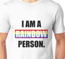 Rainbow People Unite! ~Pride Version~ Unisex T-Shirt