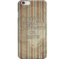 Weathered Tricolor phonecase iPhone Case/Skin