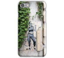 Sporty Girl iPhone Case/Skin