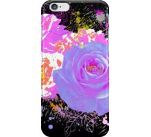 Wild Colorful Roses iPhone Case/Skin