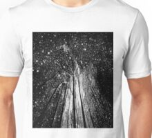 STARS IN THE FOREST Unisex T-Shirt