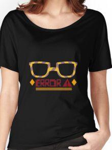 707 ERROR Women's Relaxed Fit T-Shirt