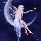 Birth of a Star Moon Fairy by Rachel Anderson
