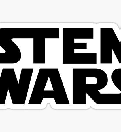 STEM WARS Sticker