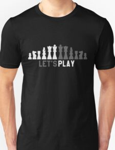 Chess - Lets Play Unisex T-Shirt