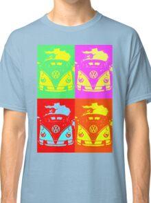 Pop art mosiac Classic T-Shirt