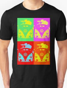Pop art mosiac Unisex T-Shirt