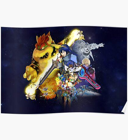 Smash Wars Poster
