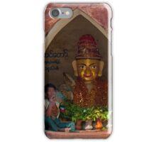 Mister Handsome, Bagan. iPhone Case/Skin